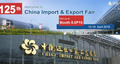 Invite You to Our 125th Canton Fair