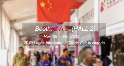 2019 Lagos International Trade Fair
