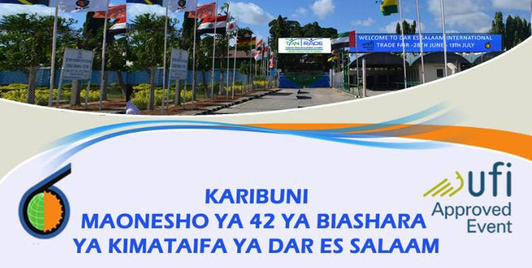 42nd dar es salaam international trade fair