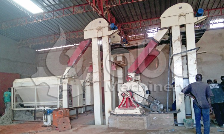 cottonseed processing equipment