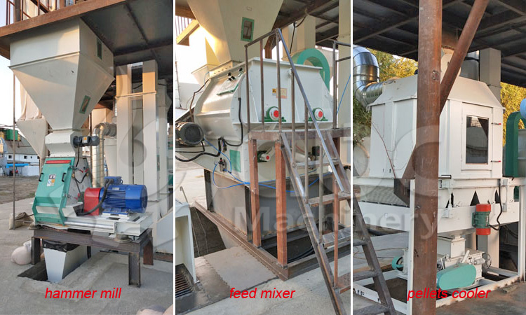 feed mill equipment