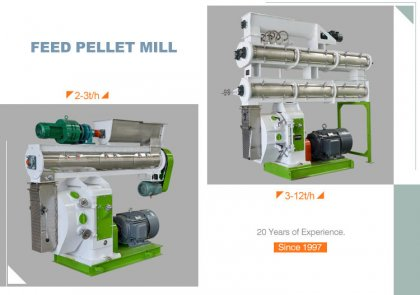 Feed Pellet Mill Common Failures & Solution Methods