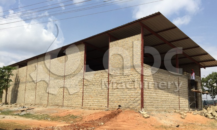 poultry feed mill project